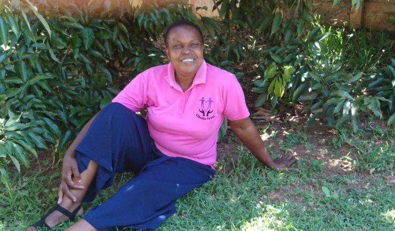 Yvonne Jamela Tiva